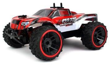 juguete buggy loco músculo control remoto rc truck truggy 2