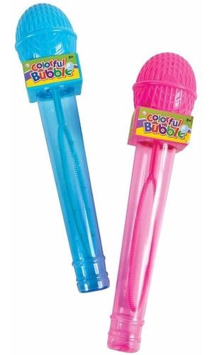 juguete burbujero microfono edaco babymovil 141