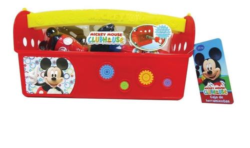 juguete caja de herramientas mickey disney babymovil