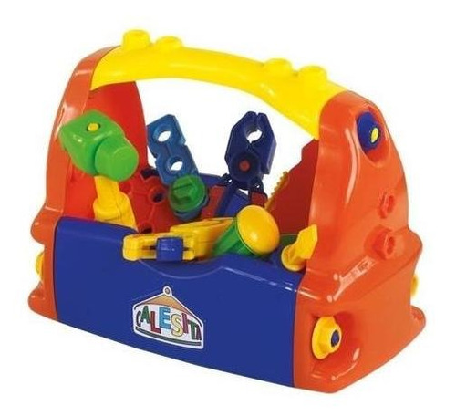 juguete caja herramientas calesita niño nene distrito bebe