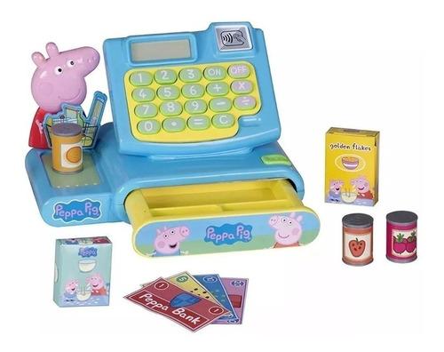 juguete caja registradora accesorios sonidos peppa babymovil