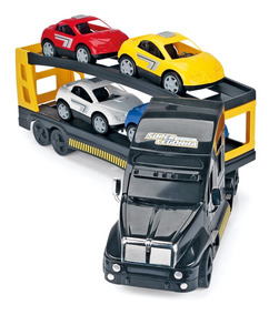 Autito Babymovil Super Juguete 2013 Transportador Camion mNny8P0Ovw