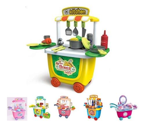juguete carrito cocina comidas accesorios zippy babymovil