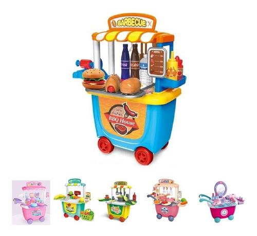 juguete carrito parrilla barbecue accesorio zippy babymovil