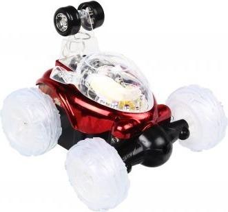 juguete carro loco rc rota 360º luces