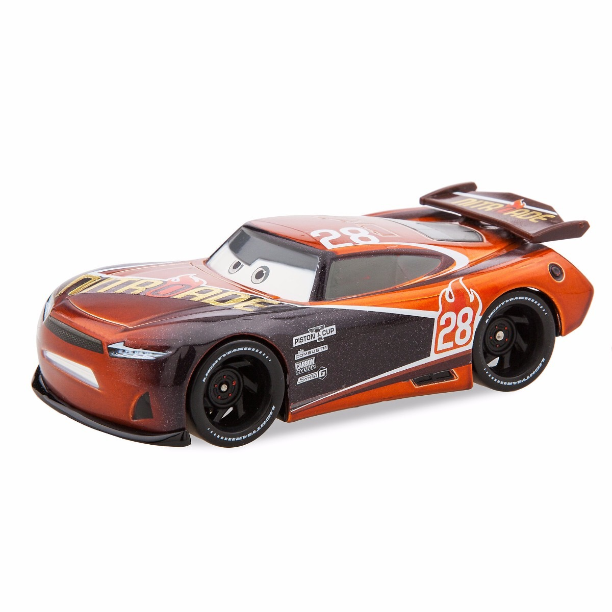 Juguete cars 3 tim treadless disney store u s 24 00 en - Juguetes disney cars ...