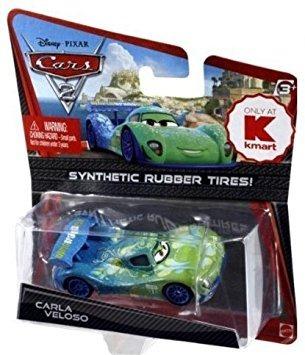 juguete cars de disney / pixar 2 exclusivas  w43