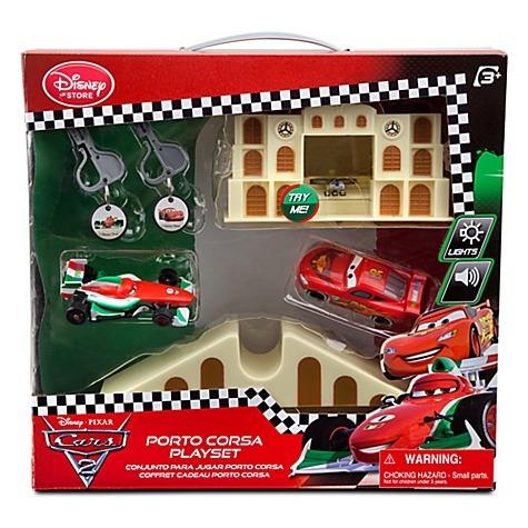 Envio juego juguete cars disney interactivo baterias incl - Cars en juguetes ...
