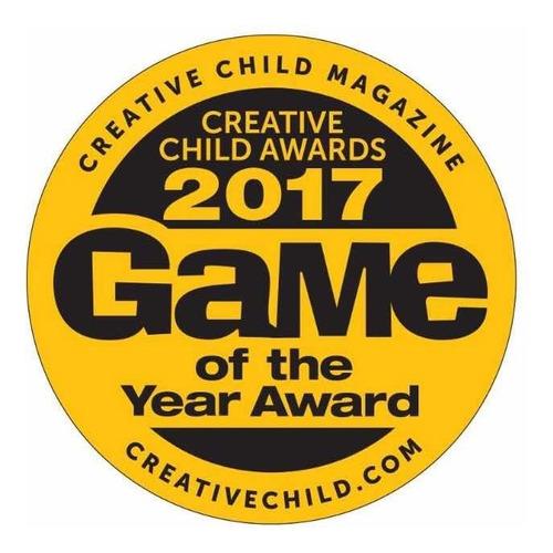 juguete cartas 6 en 1 para niños - marca hoyle - premio 2017