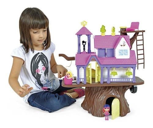 juguete casa del arbol muñecas lionels babymovil 3901 full