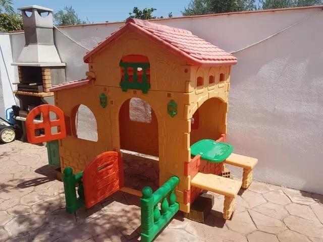 60909d642 Juguete Casa Grande Villa Feber Famosa Kids - S/ 2.599,00 en Mercado ...