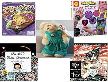 juguete chica de regalo bundle - edades  pieza - w27