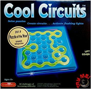 juguete ciencia wiz super circuitos