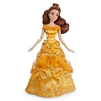 juguete clásico de disney princesa bella doll - 12 ''