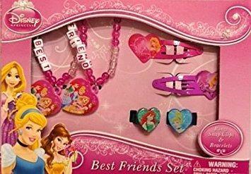 juguete clips de disney princess mejores amigos anillos def