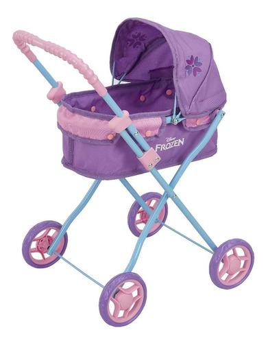 juguete coche cuna bebe muñeca frozen babymovil 7401 full