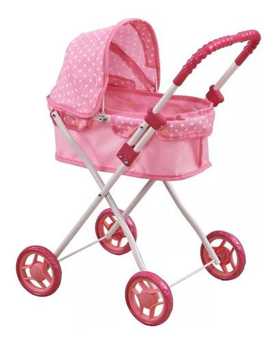 juguete coche muñeca disney minnie babymovil d7401r / 9320