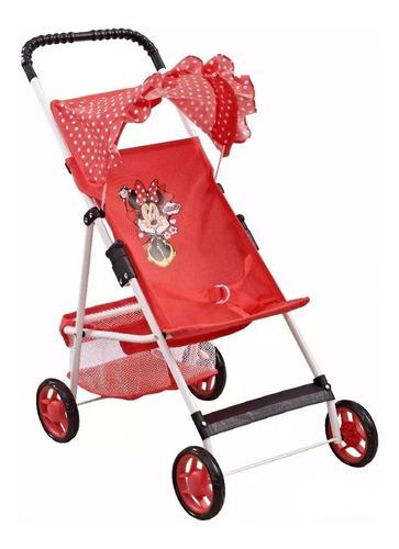 juguete coche paraguita muñeca minnie disney babymovil 7405e