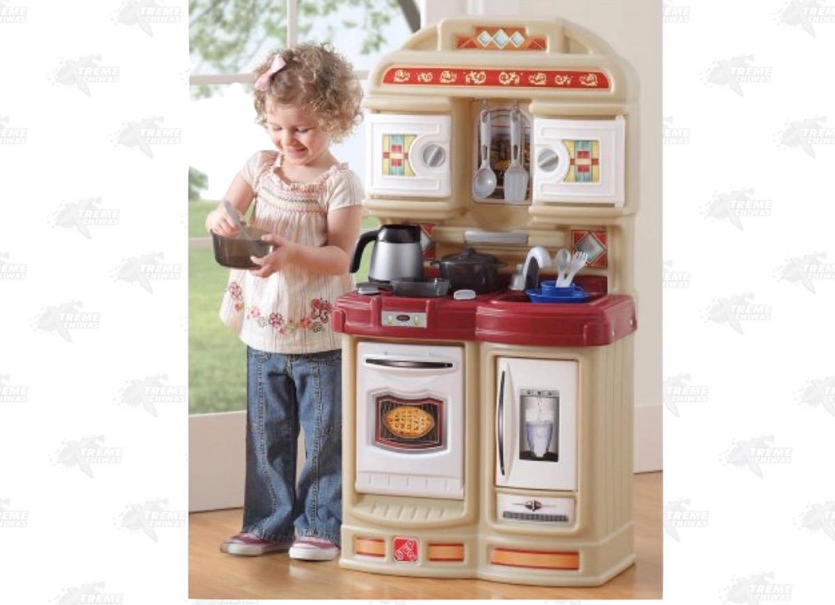 Juguete cocina acogedora para ni os step2 little tikes for Cocina ninos juguete