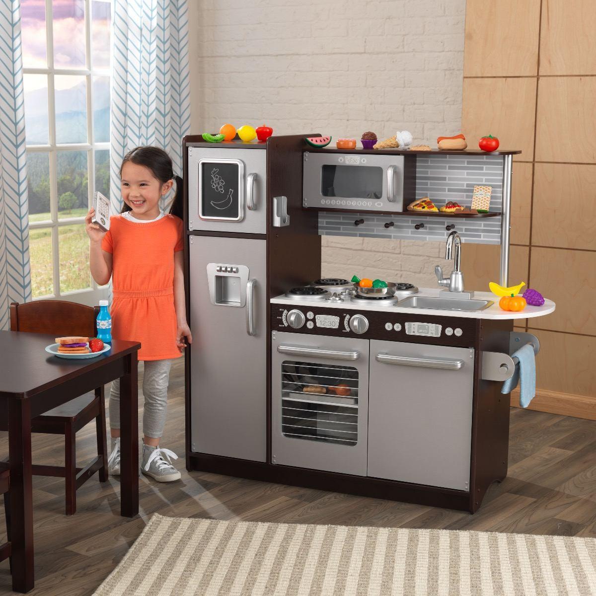Xtreme Kidkraft Uptown 30 Cocina Juguete Para Niña Piezas lKJuTF1c35