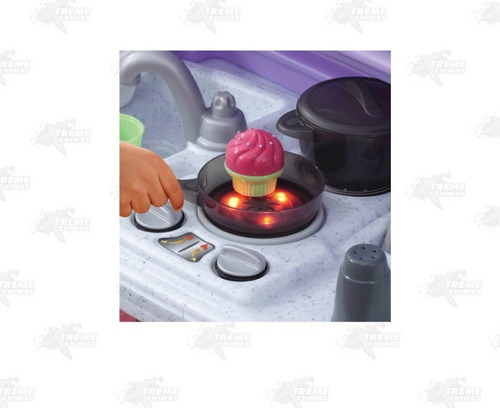 Juguete cocina para ni as step2 xtreme 5 en mercado libre - Cocina de juguete step 2 ...