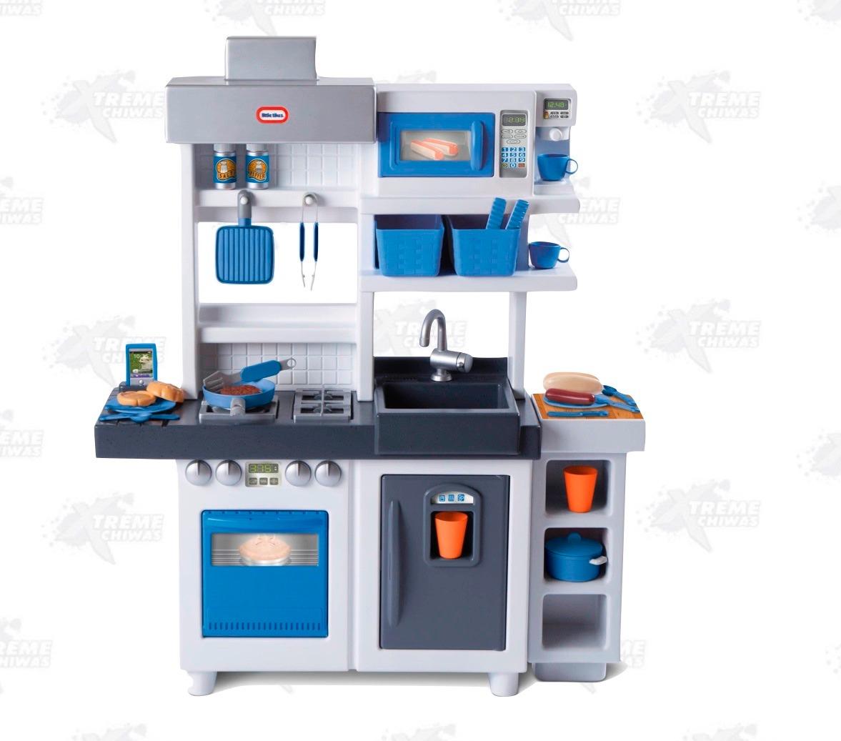 Juguete cocina para ni os completa little tikes xtreme p - Cocina ninos juguete ...