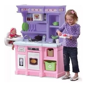 Cocina Juguete Princesa Lila Step2 Niña Rosada 2YWHDE9I