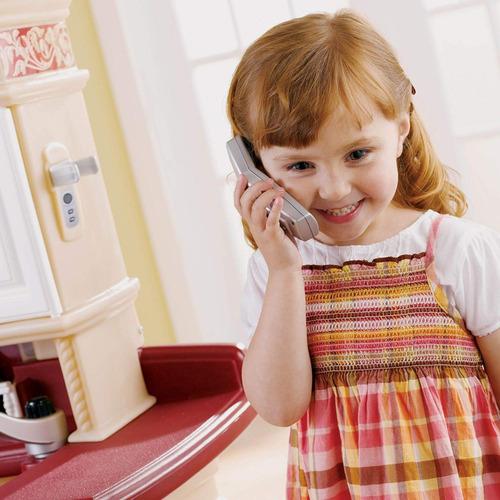 juguete cocina tiempo de fiesta niño niña kids step2