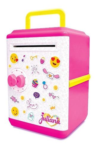 juguete cofre de secretos alcancia juliana babymovil jul043