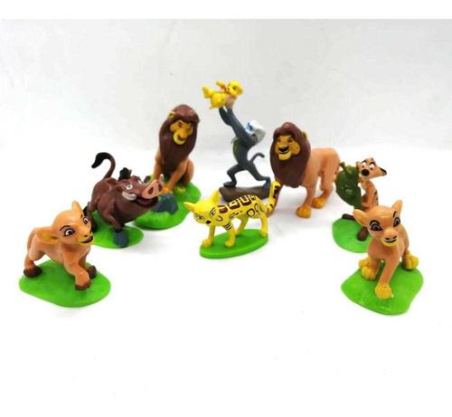juguete colección del rey león