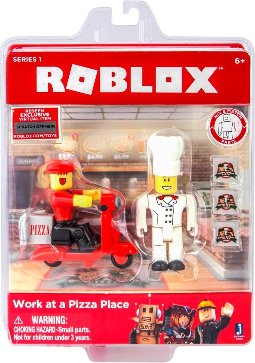 Repartidor De Pizza Roblox