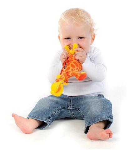 juguete colgante bebe jirafa noah´s ark playgro