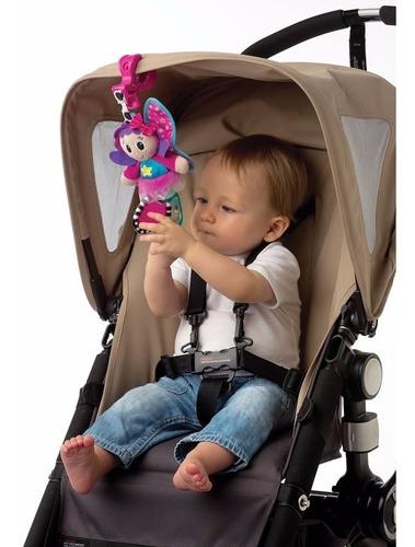 juguete colgante dingly dangly floss the fairy playgro