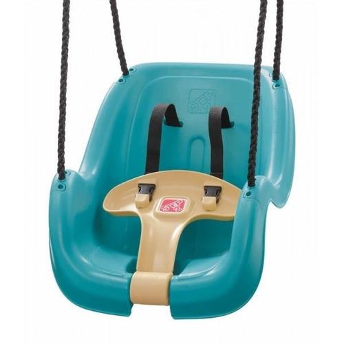 juguete columpio colgante azul niño niña step2