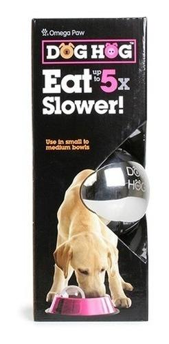 juguete come lento perro - dog hog - bola pequeña