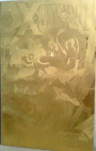 juguete comic x-men:  edicion de oro edad apocalipse