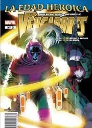juguete comics los vengadores 1- 6