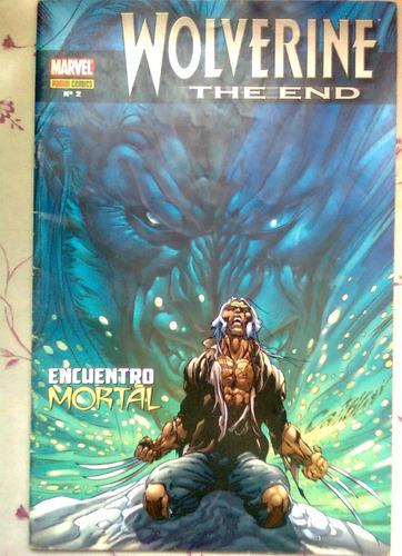 juguete comics x.men:wolverine el final  3 ejemplares