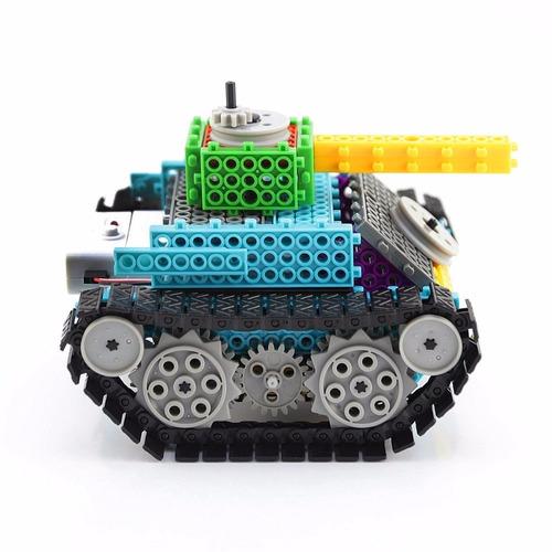 juguete con control remoto armable 145 piezas