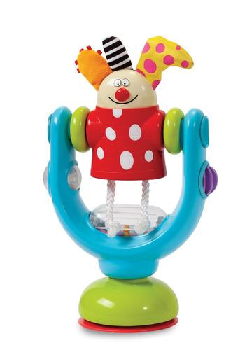 juguete con ventosa para jugar en la silla de comer-taf toys