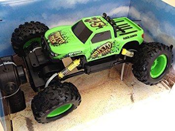juguete control remoto 4wd tri-banda de camiones fuera de c