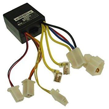 juguete controlador de afeitar 24 voltios con 7 conectores