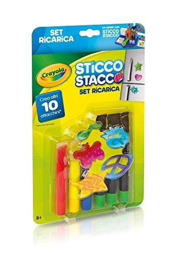 juguete crayola aferra el paquete de recambio creador