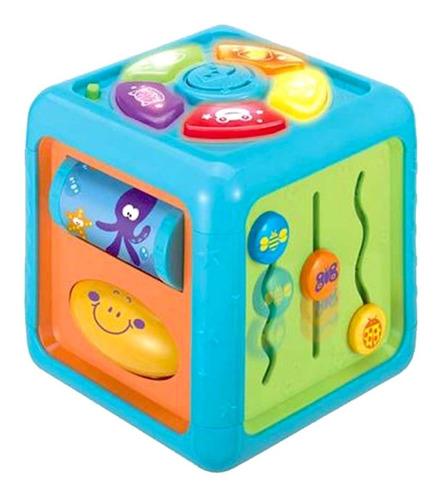 juguete cubo didáctico