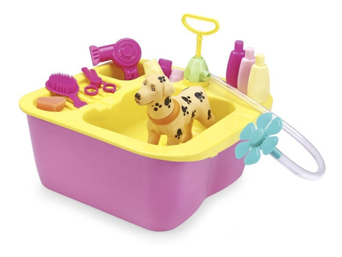juguete cuida a tu mascota acqua pet lionels  8011 full