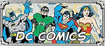 juguete dc comics batman notas adhesivas de folletos - por
