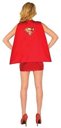 juguete dc comics traje de lujo de supergirl