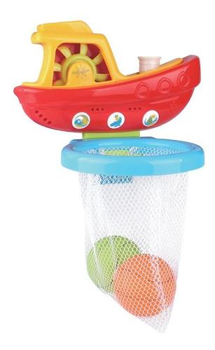 juguete de bebe barco para bañera zippy toys