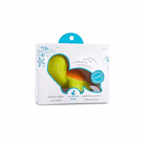 juguete de caucho para agua -mele la tortuga- envio gratis