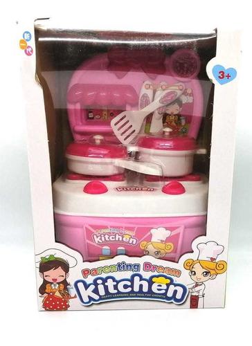 juguete de cocina para niñas